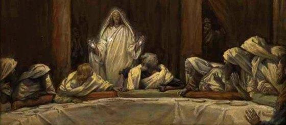 Sermon / Pr. Ted Giese / Sunday April 10th 2016 - / John 21:1-14 / Breakfast with Jesus. - Image 1