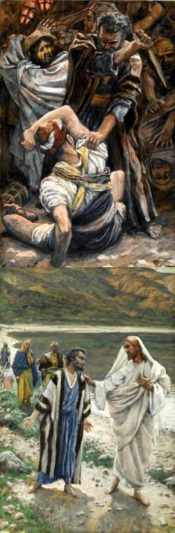 Sermon / Pr. Ted Giese / Sunday April 10th 2016 - / John 21:1-14 / Breakfast with Jesus. - Image 7