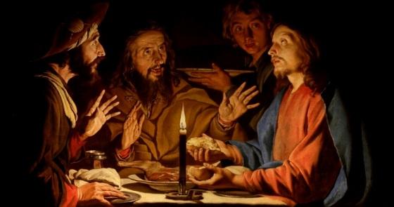 Sermon / Pr. Ted Giese / Sunday April 30th 2017 - / Luke 24:13-35 / Hearing Jesus - Seeing Jesus - Image 3