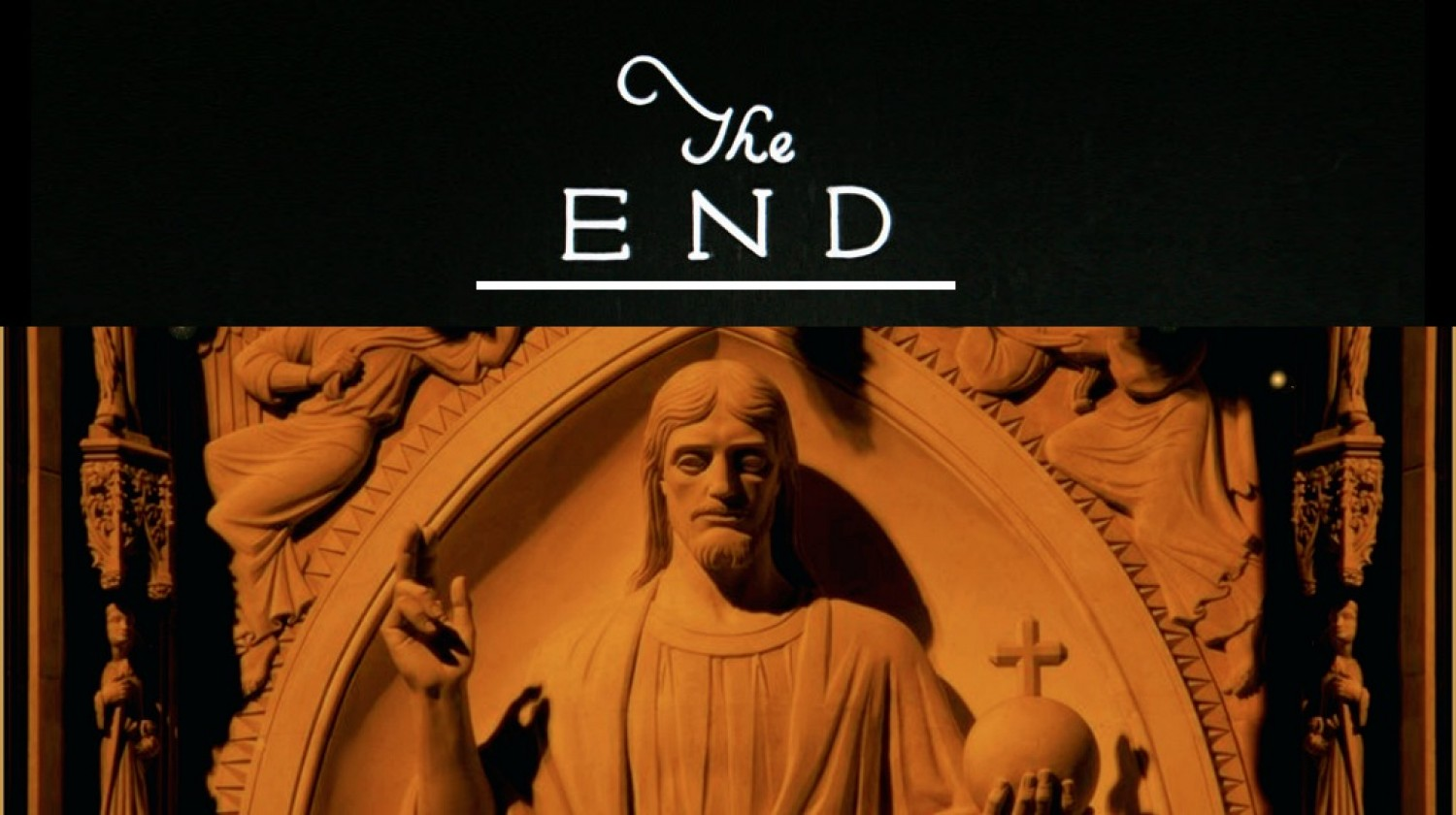 Sermon / Pr. Ted Giese / Sunday Nov. 22nd 2015 - / Mark 13:24-37 / The End - Relief or Anxiety