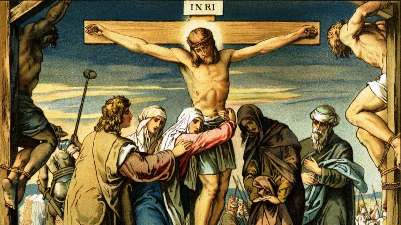 Sermon / Pr. Ted Giese / Sunday November 20th 2016 - / Luke 23:27-43 / Christ the King