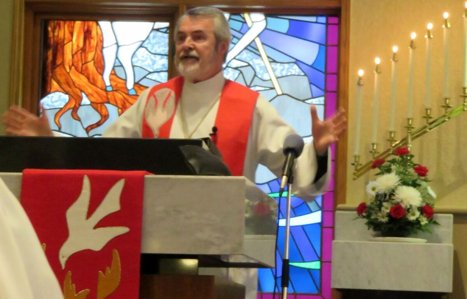 Sermon / Rev. Dr. Leonardo Neitzel / Sunday February 12th 2017 - / Jeremiah 3:15 / God provides shepherds after His own heart – Installation of Pr. Lucas Albrecht