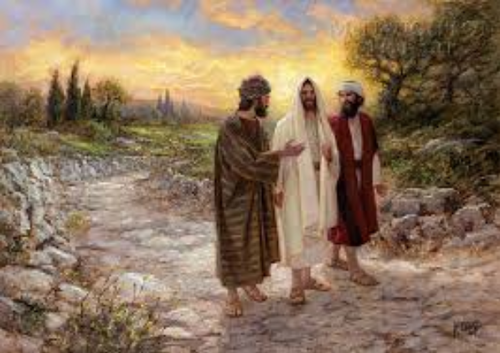 Sermon / May 4th, 2014 / Luke 24 / The Road to Emmaus / Pastor Terry Defoe