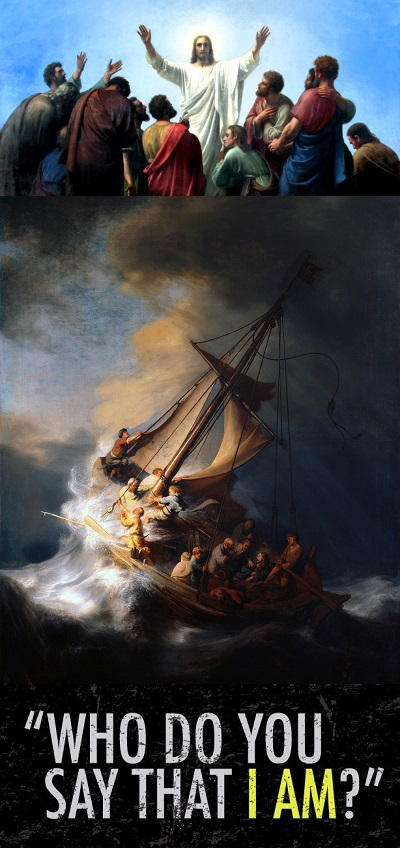 Simon Bar-Jonah A Son of Faith: Eleventh Sunday After Pentecost - Matthew 16:13-20 / Pastor Ted Giese  - Image 3
