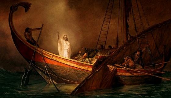 Simon Bar-Jonah A Son of Faith: Eleventh Sunday After Pentecost - Matthew 16:13-20 / Pastor Ted Giese  - Image 4