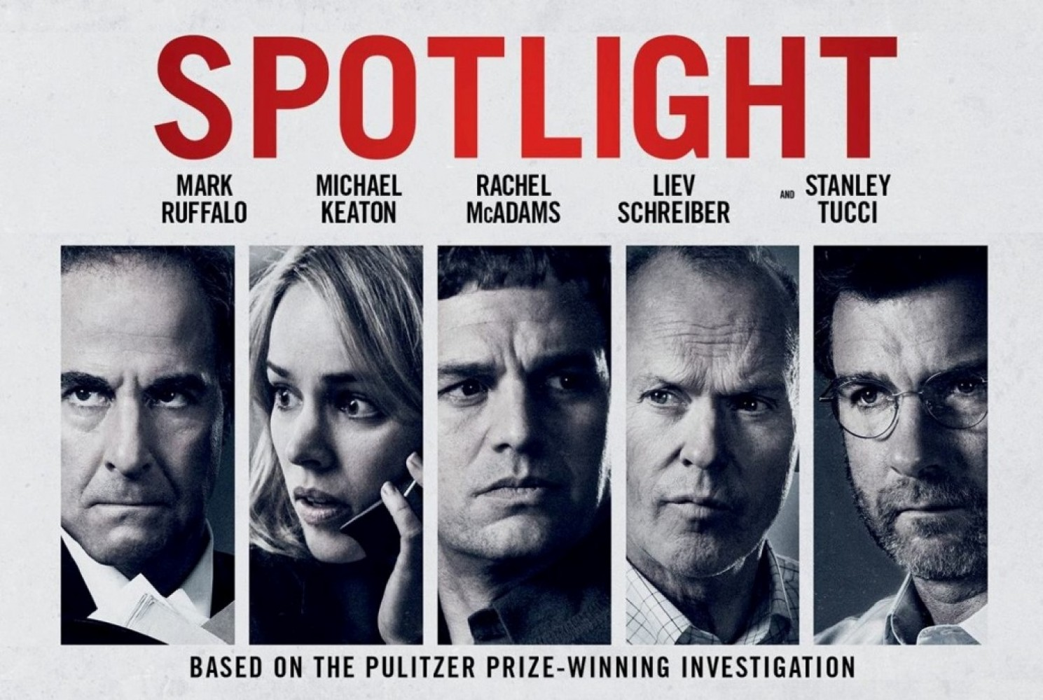 Spotlight (2015) Directed By Tom McCarthy - Movie Review