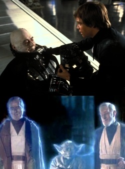 Star Wars - Original Trilogy (1977-1983) Honour Your Father? Thoughts on the 4th Commandment and Star Wars - Image 8