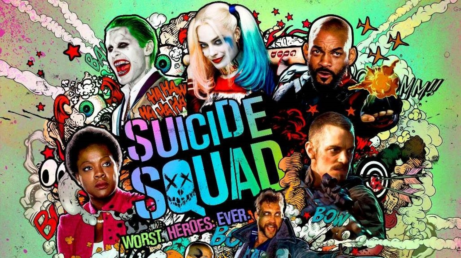 Suicide Squad (2016) David Ayer - Movie Review