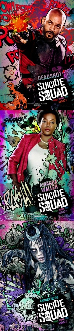 Suicide Squad (2016) David Ayer - Movie Review - Image 8