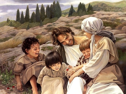 Sunday School Parent Connection: Sun. Mar 16 - Jesus Teaches Nicodemus