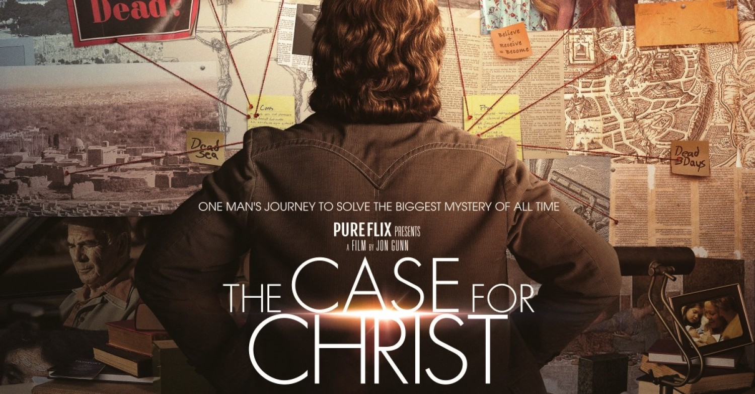 The Case for Christ (2017) Jon Gunn - Movie Review