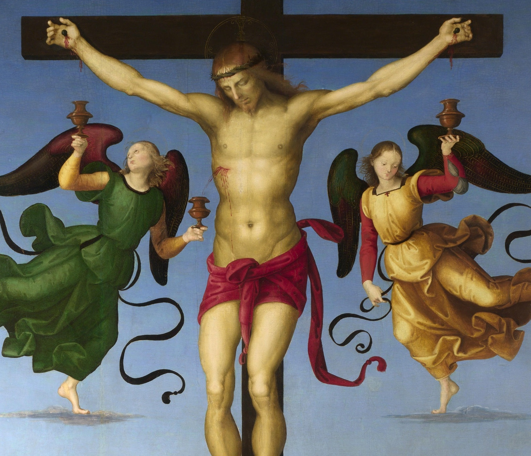 The Cross - Jesus Comes into His Kingdom: Twelfth Sunday After Pentecost - Matthew 16:21-28 / Pastor Ted Giese  - Image 2