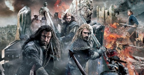 The Hobbit: The Battle of The Five Armies (2014) by Peter Jackson - Movie Review