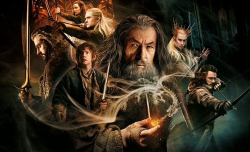 The Hobbit: The Desolation of Smaug (2013) Directed By: Peter Jackson - Movie Review