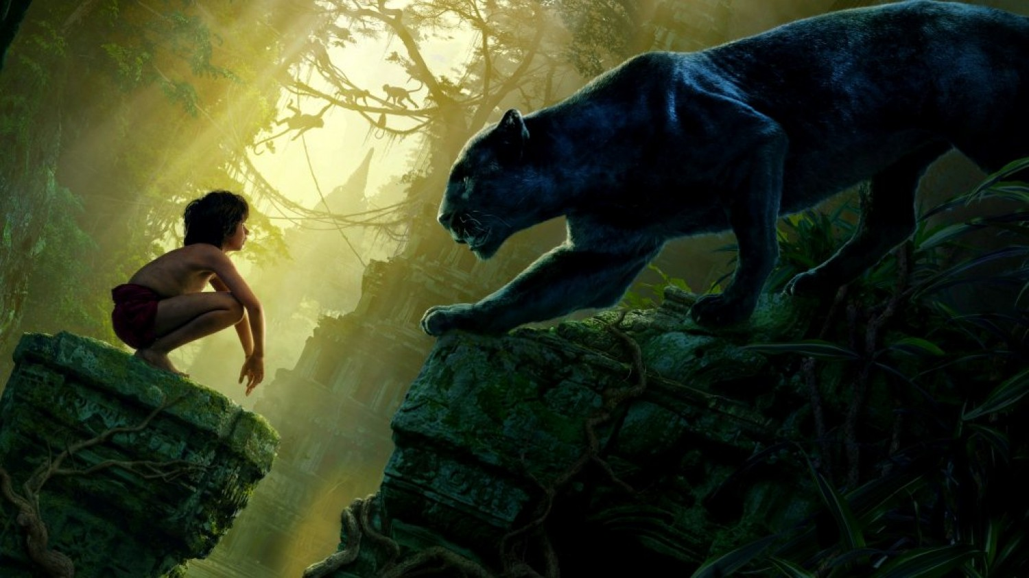 The Jungle Book (2016) Jon Favreau - Movie Review