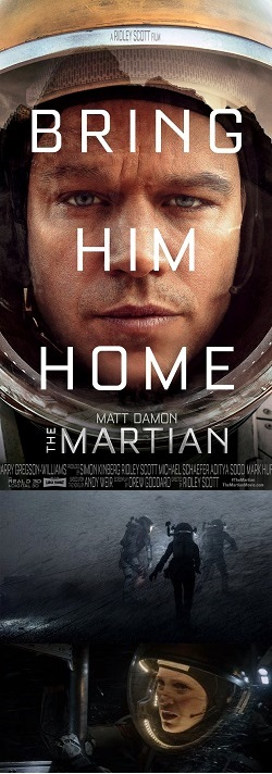 The Martian (2015) Directed By Ridley Scott - Movie Review - Image 18