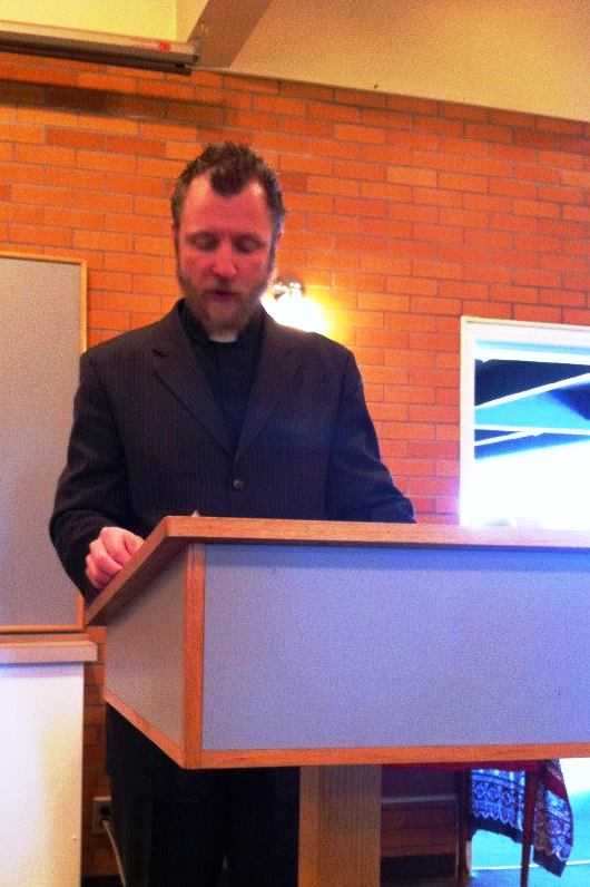 The St. Chrysostom Lutheran Preachers' Retreat 2013 - Image 1
