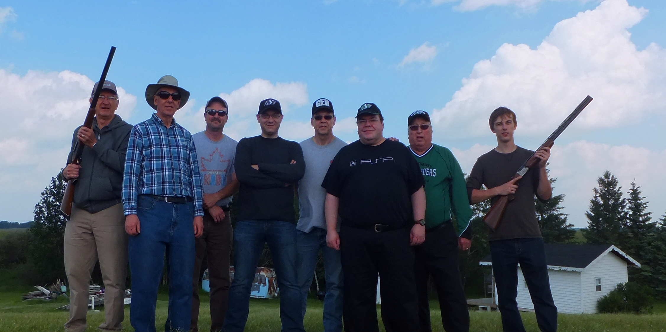 Video From The Mount Olive Men's Trap Shooting Event - July 12th 2014 - Image 1