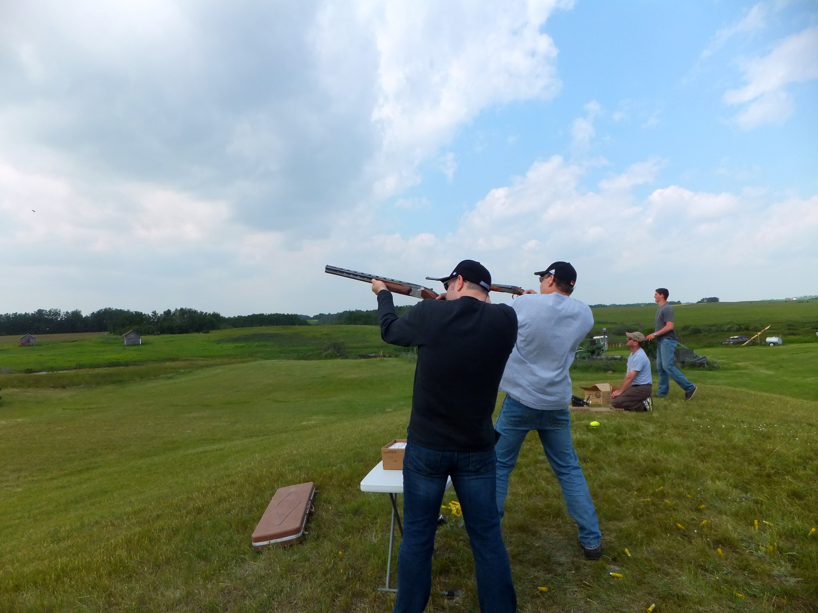 Video From The Mount Olive Men's Trap Shooting Event - July 12th 2014 - Image 3