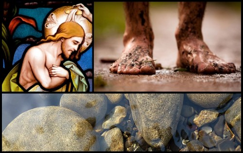 Wet With The Sins of The World: Baptism of Our Lord - Mark 1:4-11 / Pastor Ted A. Giese