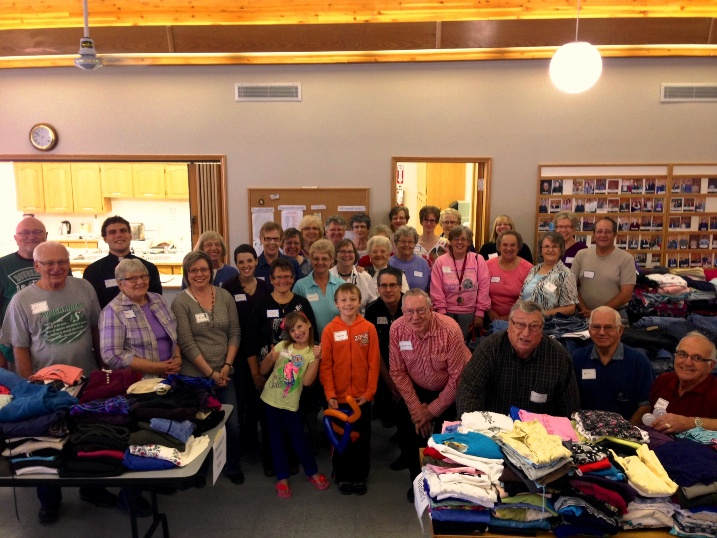 What it Takes to Run the Mount Olive Annual Clothing Give-Away  - Image 1