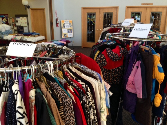 What it Takes to Run the Mount Olive Annual Clothing Give-Away  - Image 3