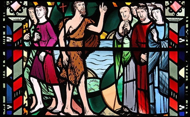 Who Does The Preparing? You or God?: Second Sunday in Advent - Mark 1:1-8