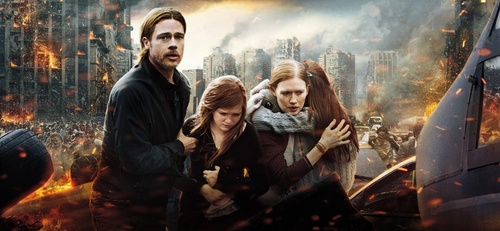 World War Z (2013) Directed by Marc Forster – Movie Review