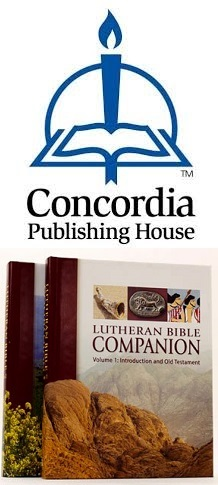 Book Of The Month For August 2014:  The Lutheran Bible Companion - Image 1