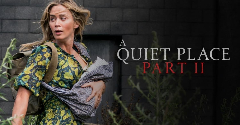 A Quiet Place Part II (2020) By John Krasinski - Movie Review