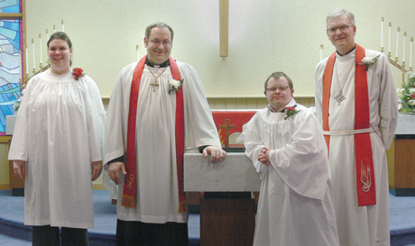 A very special confirmation and welcome - Image 1