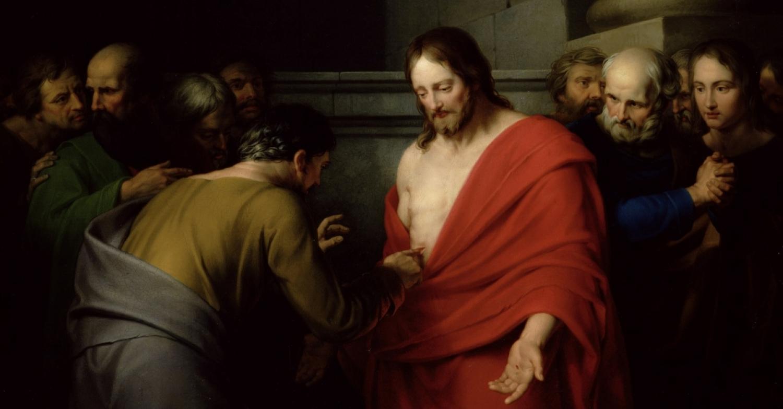 """After"", Sermon / John 20:19-31 / Pr. Lucas A. Albrecht / 2nd Sunday in Easter April 28th 2019 / Mount Olive Lutheran Church"