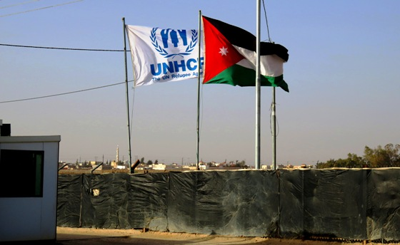 An Oasis of Peace for neighbours in need - Peace Oasis in Za'atari Refugee Camp Jordan - Image 2
