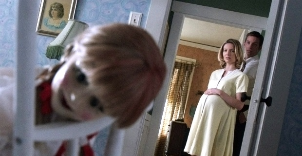 Annabelle (2014) Directed by John R. Leonetti - Movie Review