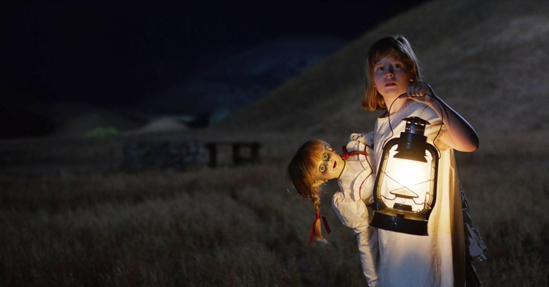Annabelle: Creation (2017) David F. Sandberg - Movie Review