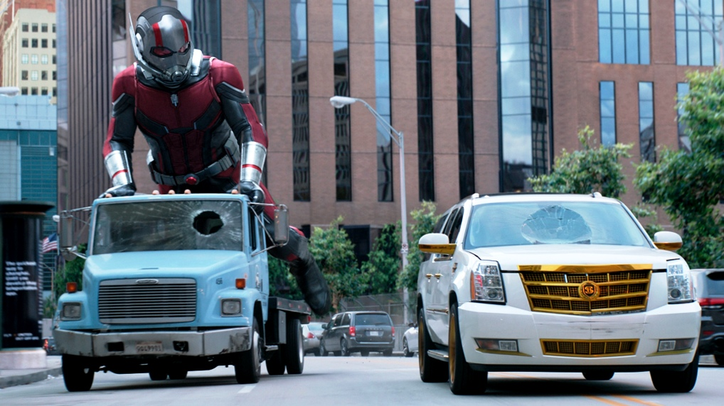 Ant-Man and the Wasp (2018) Peyton Reed - Movie Review - Image 22