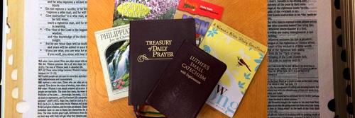 Bible Basics Class Part Four – Bible Study Resources