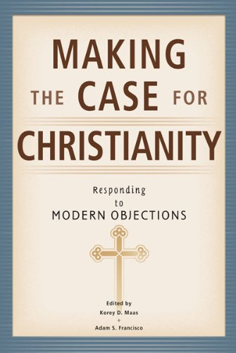 Book Of The Month For April 2014: Making the Case for Christianity - Image 1