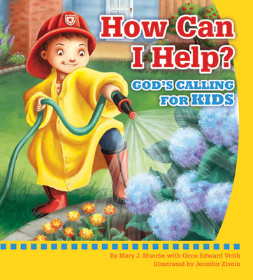 Book Of The Month For February 2014: How Can I Help? God's Calling For Kids  - Image 1