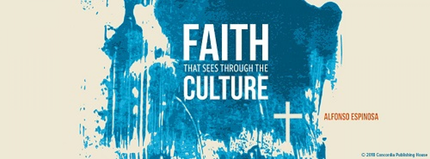 Book Of The Month For July 2018:  Faith That Sees Through the Culture