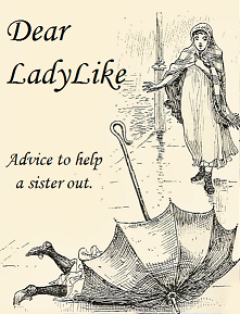 Book Of The Month For May 2015:  LadyLike:  Living Biblically - Image 1