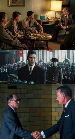 Bridge of Spies (2015) Directed by Steven Spielberg - Movie Review - Image 14
