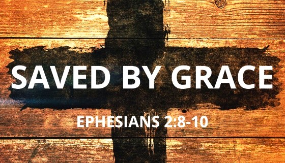 By Grace Through Faith Made Alive in Christ Jesus / Sermon / Pr. Ted Giese / Season Of Lent / Sunday March 11th 2018 - / Ephesians 2:1-10 - Image 6