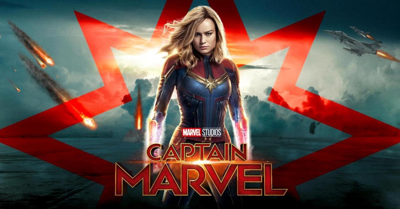 Captain Marvel (2019) Anna Boden, Ryan Fleck - Movie Review