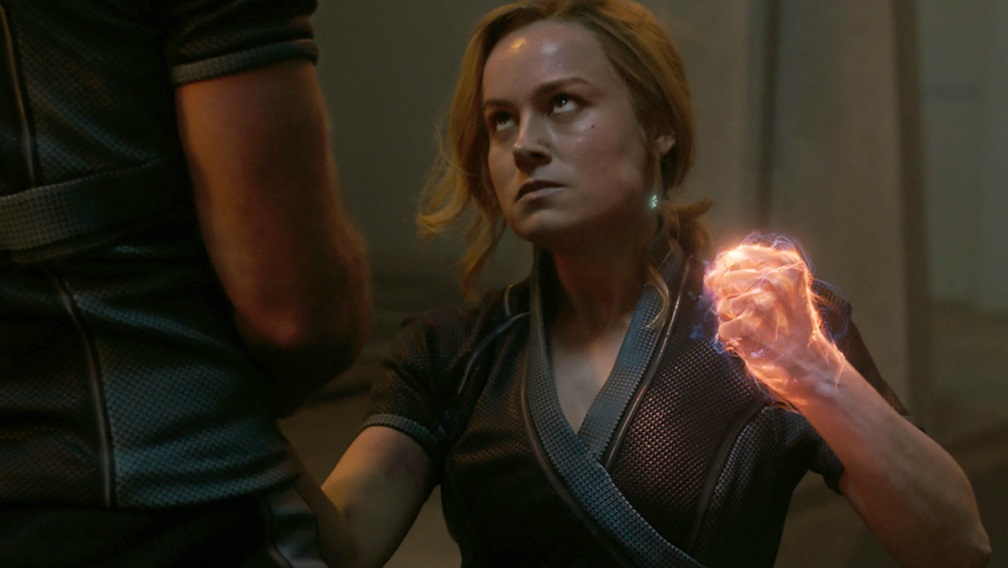 Captain Marvel (2019) Anna Boden, Ryan Fleck - Movie Review - Image 34