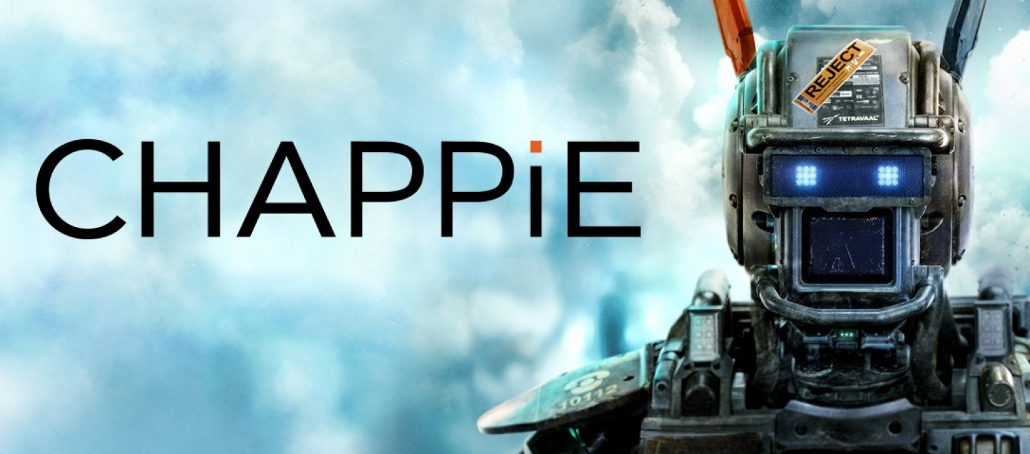 CHAPPiE (2015) by Neill Blumkomp - Movie Review