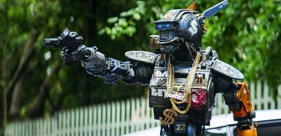 CHAPPiE (2015) by Neill Blumkomp - Movie Review - Image 18
