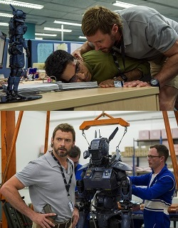 CHAPPiE (2015) by Neill Blumkomp - Movie Review - Image 9