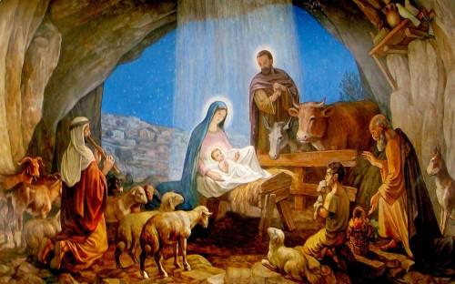 "Christmas Eve 2014 / Pastor Terry Defoe / Luke 2:10-12 / ""For You!"""