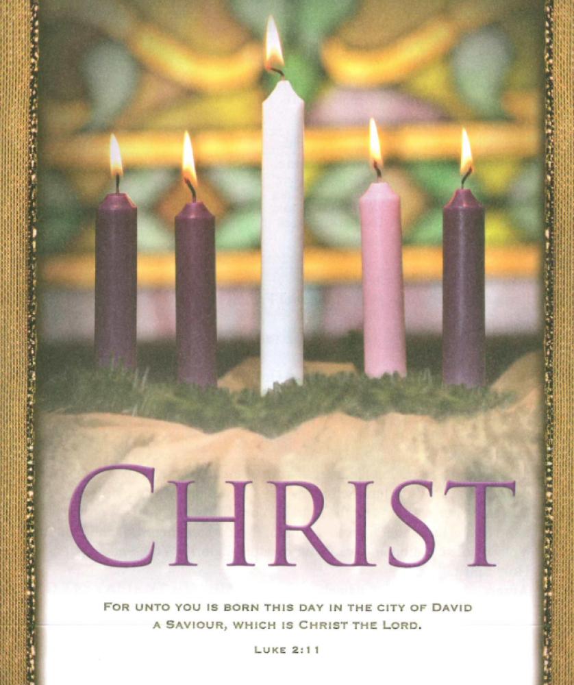 Christmas Eve Bulletin December 24th